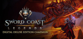Sword Coast Legends: Digital Deluxe Edition Campaign