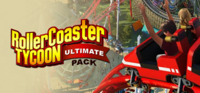 RollerCoaster Tycoon World - Ultimate Tycoon Pack