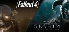 Fallout 4 + The Elder Scrolls V Skyrim: Legendary Edition