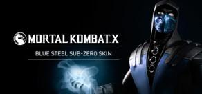 Mortal Kombat X - Blue Steel Sub-Zero
