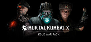Mortal Kombat X - Kold War Pack