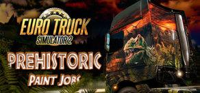 Euro Truck Simulator 2 - Prehistoric Paint Jobs Pack