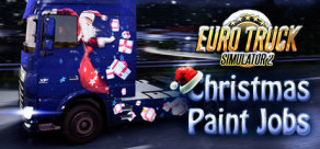 Euro Truck Simulator 2 - Christmas Paint Jobs Pack