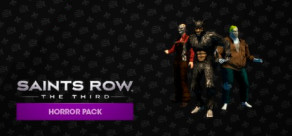 Saints Row: The Third - Horror Pack
