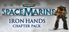 Warhammer 40,000: Space Marine: Iron Hands Chapter Pack