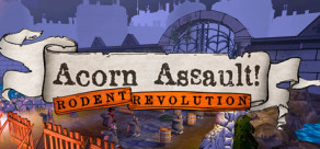 Acorn Assault Rodent Revolution