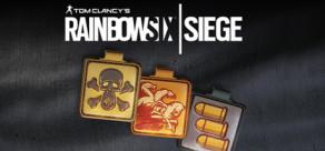Tom Clancy's Rainbow Six - SIEGE: Ops Icon Charm Bundle