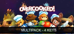 Overcooked - 4 KEYS