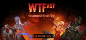 WTFast Basic - 3 Months