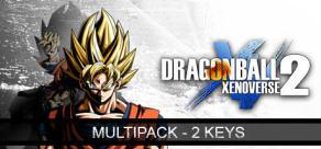 Dragon Ball Xenoverse 2 - 2 KEYS