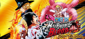 One Piece: Burning Blood - Gold Edition