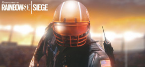 Tom Clancy's Rainbow Six - SIEGE: Castle Football Helmet
