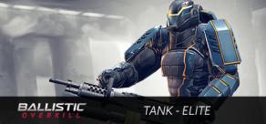 Ballistic Overkill: Tank Elite