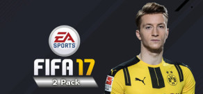 FIFA 2017 - 2 Pack