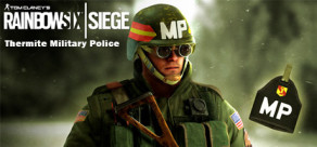 Tom Clancy's Rainbow Six Siege - Thermite Military Police