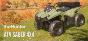 theHunter: Call of the Wild – ATV SABER 4X4