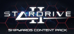 Stardrive 2 Shipyards Content Pack