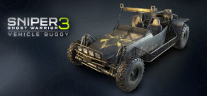 Sniper Ghost Warrior 3 - All-terrain vehicle