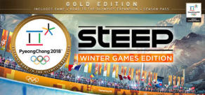 Steep - Winter Games Gold Edition