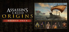 Assassin's Creed: Origins - The Deluxe Pack