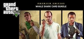 Grand Theft Auto V - CESP + Whale Shark Card Bundle