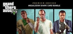 Grand Theft Auto V - CESP + Megalodon Shark Card Bundle