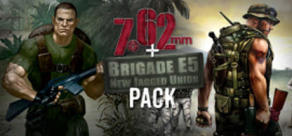 7.62 High Calibre + Brigade E5 pack