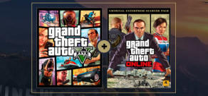 Grand Theft Auto V + Criminal Enterprise Starter Pack