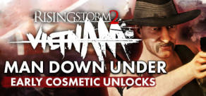Rising Storm 2: Vietnam - Man Down Under Cosmetic