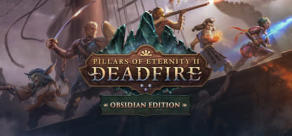 Pillars of Eternity II: Deadfire - Obsidian Edition