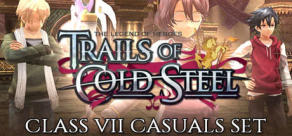 The Legend of Heroes: Trails of Cold Steel - Class VII Casuals Set