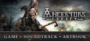 Ancestors Legacy + Soundtrack + Artbook