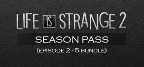 Life is Strange 2 - Season Pass (Episodes 2-5)