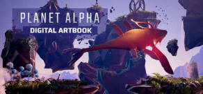 PLANET ALPHA - Digital Artbook