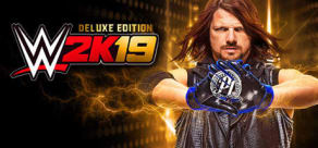 WWE 2K19 - Digital Deluxe