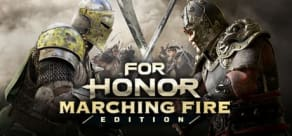 For Honor Marching - Fire Edition