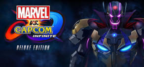 Marvel V Capcom Infinite Deluxe