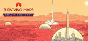 Surviving Mars: Stellaris Dome Set