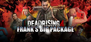 DEADRISING 4 - Frank's Big Package