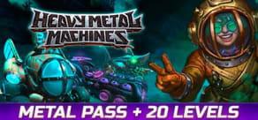 Metal Pass Premium Season 2 + 20 Levels