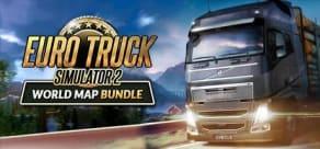 Euro Truck Simulator 2 - World Map Bundle