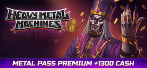 HMM Metal Pass Premium Season 3 + 1.300 Cash