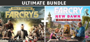 Far Cry New Dawn - Ultimate Bundle