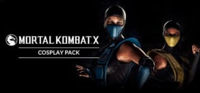 Mortal Kombat X - Cosplay Pack