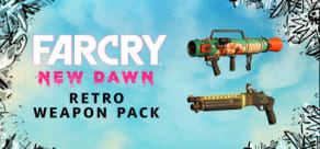 Far Cry New Dawn - Retro Weapons Pack