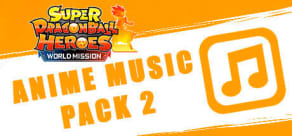 Super Dragon Ball Heroes: World Mission - Anime Music Pack 2