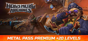 HMM Metal Pass Premium Season 4 + 20 Levels