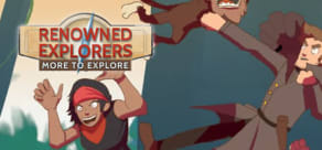 Renowned Explorers - More To Explore