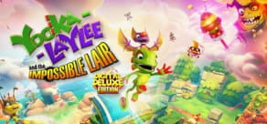 Yooka-Laylee and the Impossible Lair - Deluxe Edition
