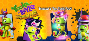 Yooka-Laylee and the Impossible Lair - Trowzer's Top Tonic Pack